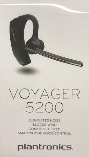 plantronics|VOYAGER5200|使いやすいミュート機能付きワイヤレスイヤホン