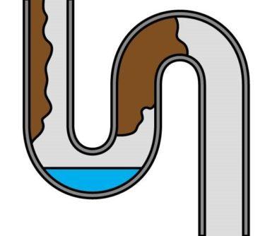 排水溝が詰まった時の対処法
